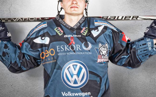 Trikot Kassel Huskies
