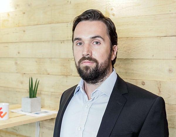 Nico Huck - Geschäftsführer Werbeagentur ESKOR